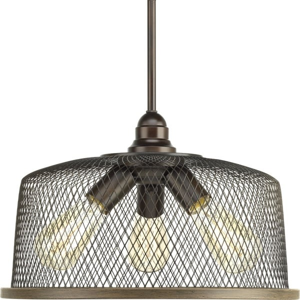 Tilley Three-Light Pendant