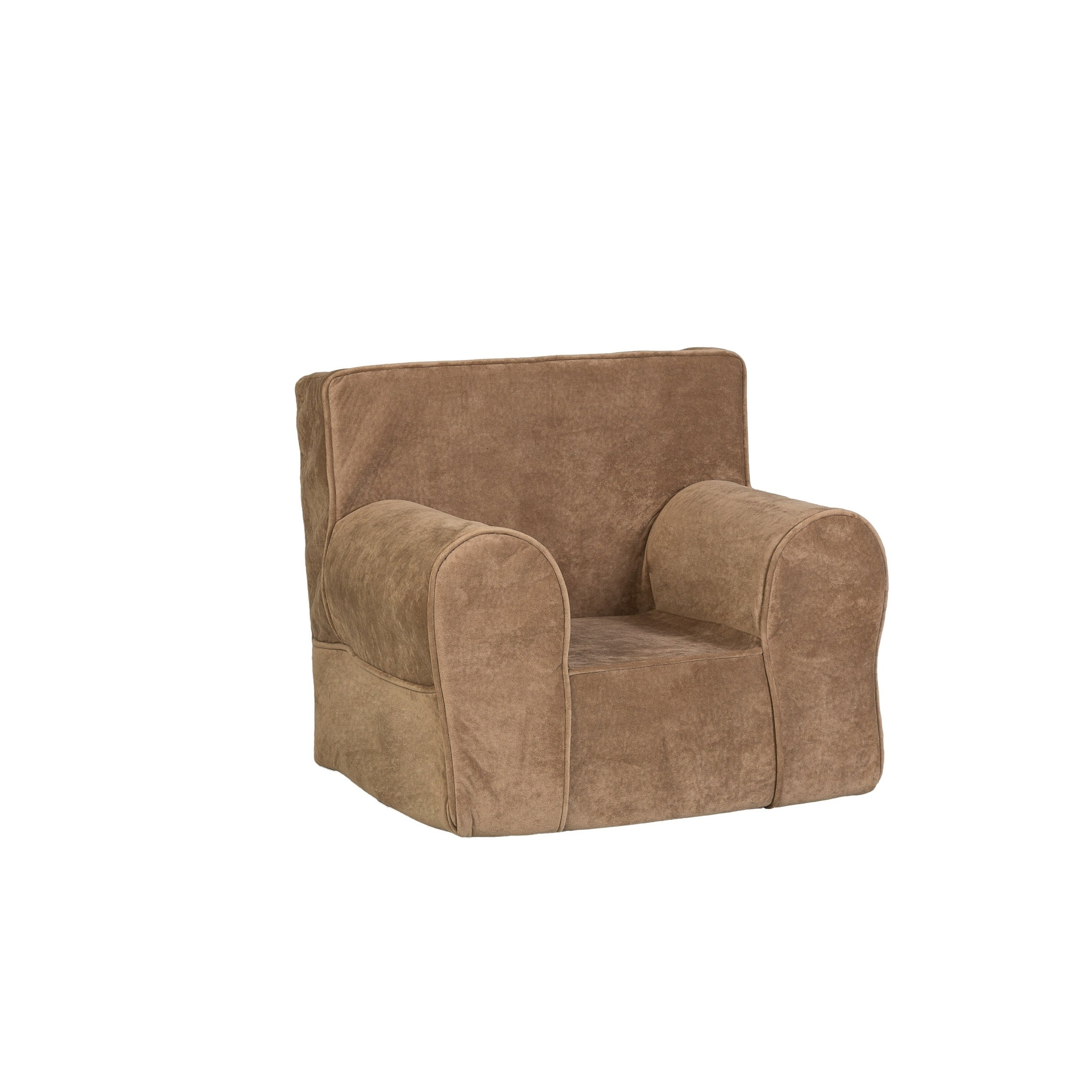 Astonishing Leffler Home All Mine Personalized Kids Chair In Donna Coffee Creativecarmelina Interior Chair Design Creativecarmelinacom