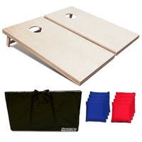 Sports Festival ® Cornhole Game Set - Wooden - 4 ft