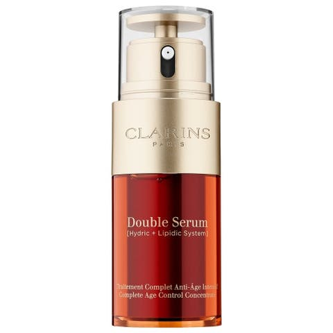 Clarins Double Serum 1-ounce Complete Age Control Concentrate