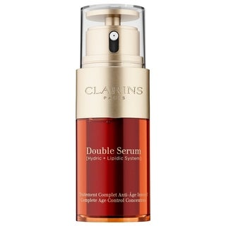 Link to Clarins Double Serum 1-ounce Complete Age Control Concentrate Similar Items in Skin Care