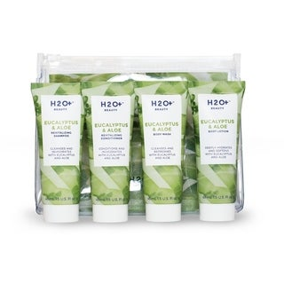 H2O Plus Travel Friendly Eucalyptus & Aloe Favorites 4-piece Set