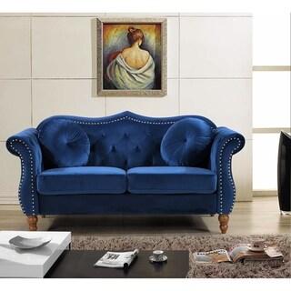 Jennifer Taylor La Rosa Chesterfield Sofa Free Shipping