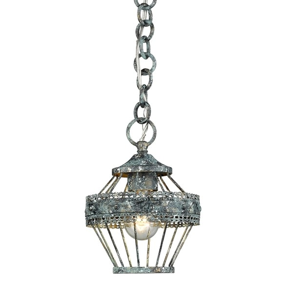 Golden Lighting's Ferris Mini Pendant #7856-M1L VP