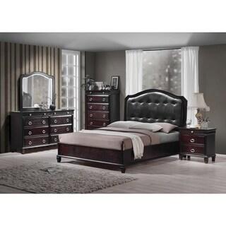 Best Master Furniture Tiffany 5 Pcs Queen Set