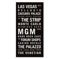 Artist Lane 'Las Vegas' Canvas Print Wall Art