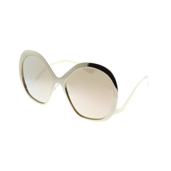 3121d9d6b0d Dolce  amp  Gabbana Fashion DG 2180 02 5A Womens Gold Frame Gold Mirror Lens