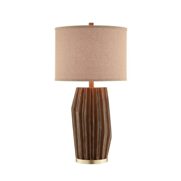Catalina Lighting Birch Table Lamp
