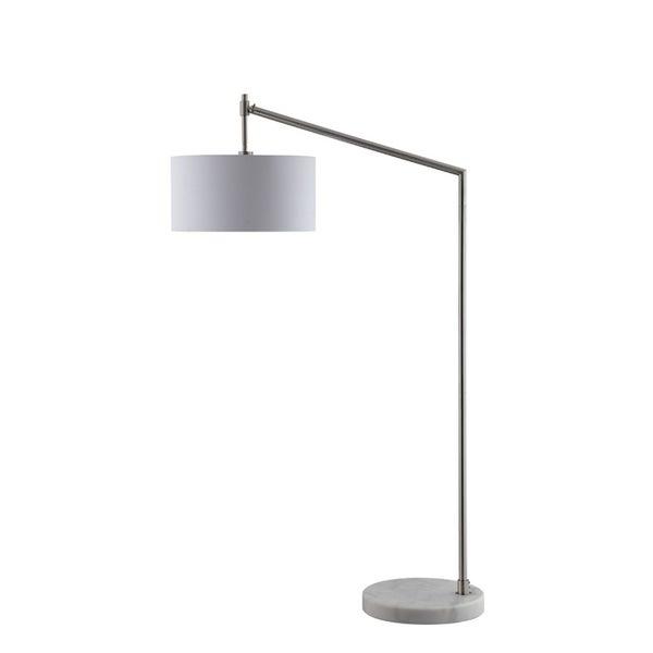 Catalina Lighting 20601-001 Brent Floor Lamp