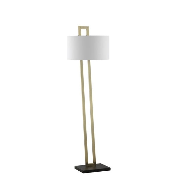 Catalina Lighting 20605-001 Carter Floor Lamp