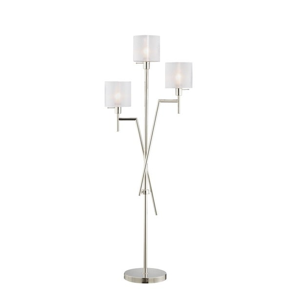 Catalina Lighting 20599-001 Sutton Floor Lamp