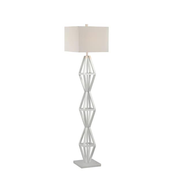 Catalina Lighting 20613-001 Maddox Floor Lamp