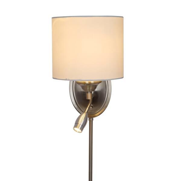 Lighting Livia Plug In Wall Sconce
