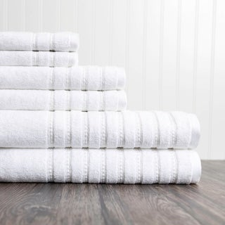 Burke 6-piece Cotton Towel Set
