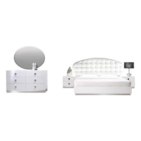 Best Master Furniture France 5 Pieces Bedroom Set