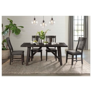 Picket House Furnishings Carter 5PC Dining Set