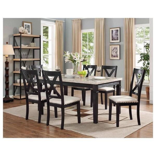 Shop Picket House Furnishings Bradley 7PC Dining Set-Table