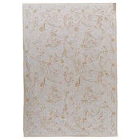 """Pasargad Aubusson Hand-Woven New Zealand Wool Rug (9' 9"""" X 13'10"""")"""