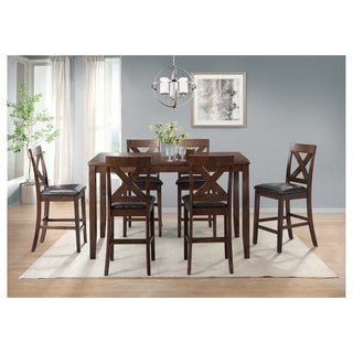 Picket House Furnishings Alexa 7PC Dining Set
