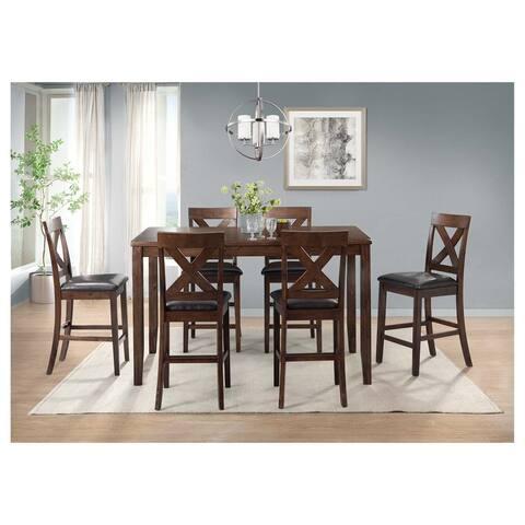 Picket House Furnishings Alexa 7PC Dining Set