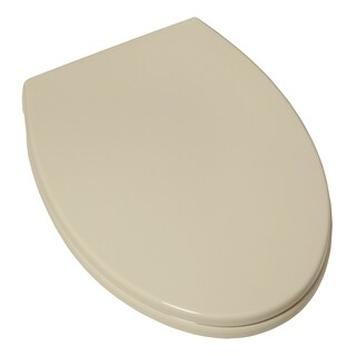 American Standard Luxury Slow Close Elongated Toilet Seat 5256A.65C.021 Bone