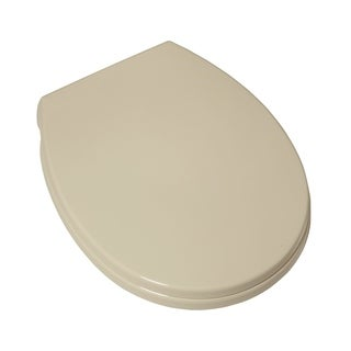American Standard Luxury Slow Close Round Front Toilet Seat 5256B.65C.021 Bone