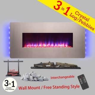 Buy Wall Mounted Fireplaces Online At Overstock Com Our