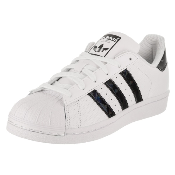 Shop Adidas Kids Superstar Originals Casual Shoe - Free Shipping ... 81acd957ad42