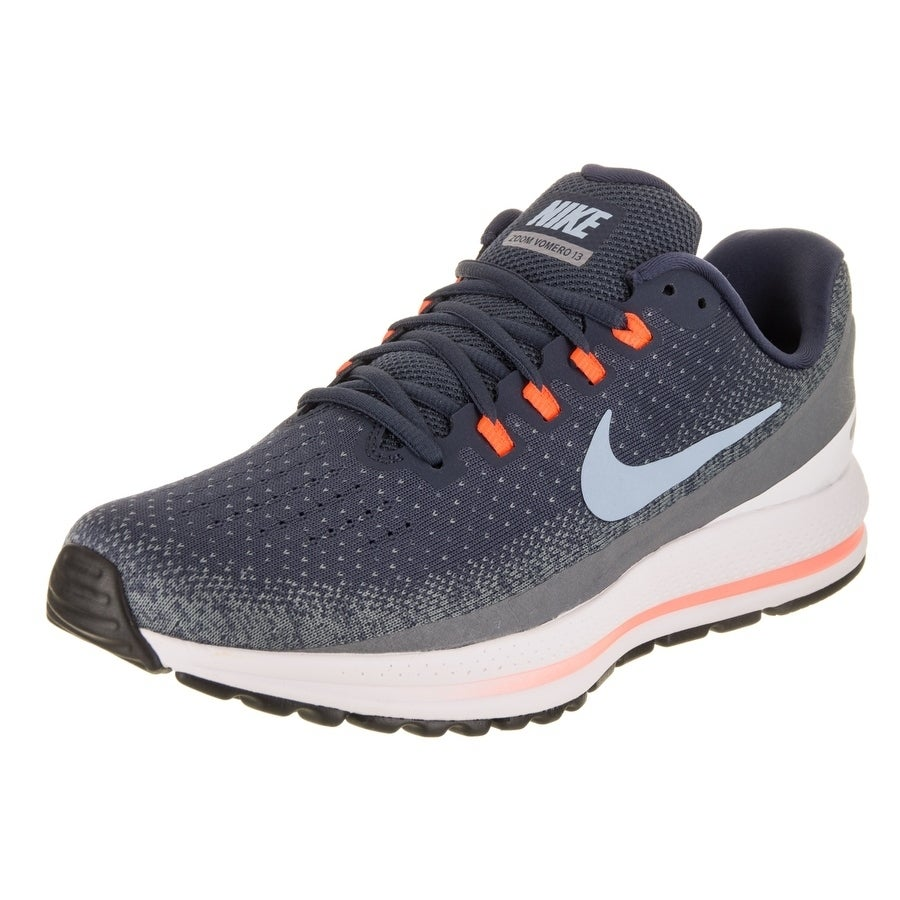 Nike Men's Air Zoom Vomero 13 Running Shoe (13), Blue (Sy...