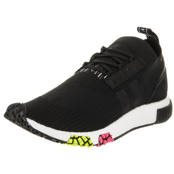 159a7e878 Shop Adidas Men s NMD-Racer Primeknit Running Shoe - On Sale - Ships ...