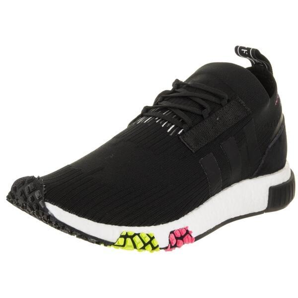 Shop Adidas Men S Nmd Racer Primeknit Running Shoe Overstock