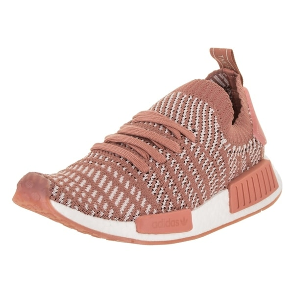 6fb35e38936ff Shop Adidas Women s NMD-R1 STLT Primeknit Originals Running Shoe ...