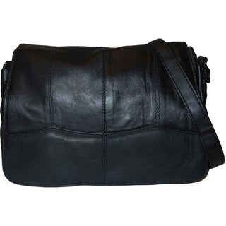 Link to AFONiE Casual Leather Crossbody Handbag Similar Items in Shop By Style