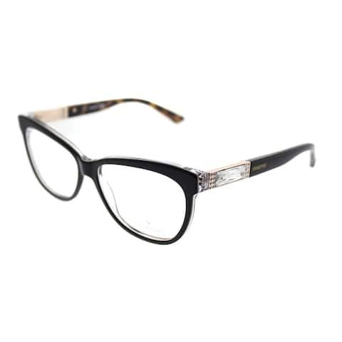 Swarovski Cat-Eye SK 5091 Doris 005 Woman Black Frame Eyeglasses
