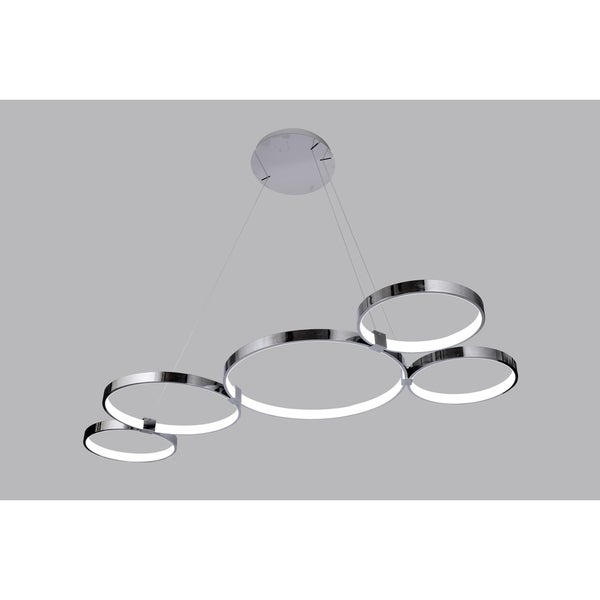 "Melore' 54"" Pendant Lamp"