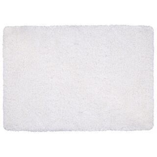 Little Love by Nojo- Shag Rug - solid white