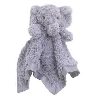 Cuddle Plush Blanket - grey elephant