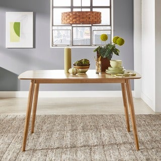 Norwegian Danish Mid-Century Counter Height Dining Table by iNSPIRE Q Modern