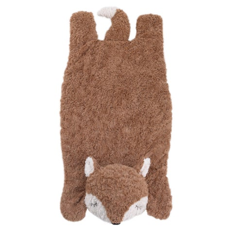 Cuddle Me- Tummy Time - rust fox