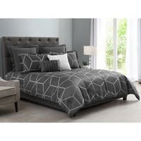 French Impression Corvo 5 Pc Geometric Bedding Collection