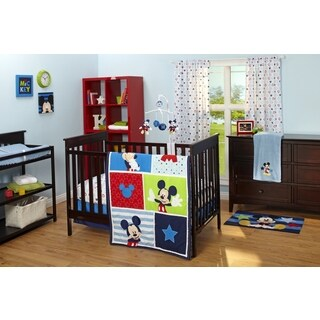 Disney - Mickey - 3pc Bedding Set