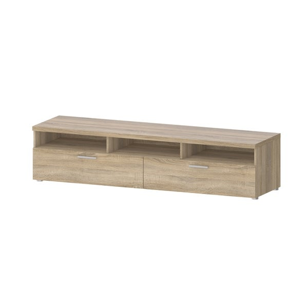 Hayward Oak 2-Drawer TV Stand