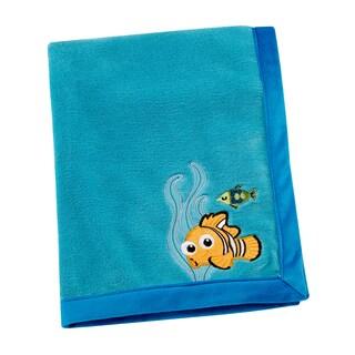 Disney - Nemo Applique Coral Blanket