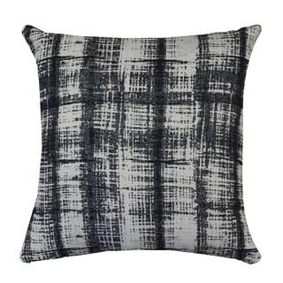 London 20-inch Feather Down Decorative Pillow (Option: Purple)