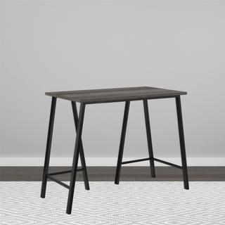 Avenue Greene Finnick Medium Brown Standing Desk