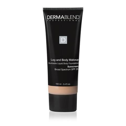Dermablend Leg & Body Makeup SPF 25 Light Natural 20N 3.4 oz
