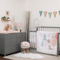 Carter's - Woodland Meadow - 3pc Infant Bedding Set