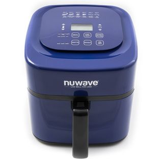 Nuwave 6 Qt. Brio Air Fryer (Blue)