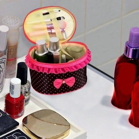 Cosmetic Case Toiletry Organizer