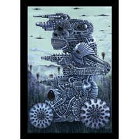 War Machine Poster With Choice of Frame (24x36)